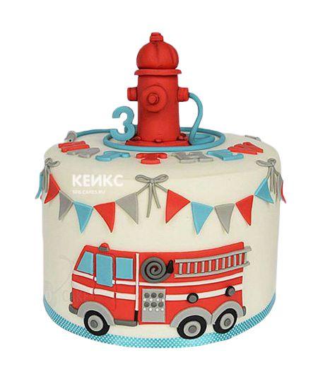 Торт на 3 года мальчику 5
