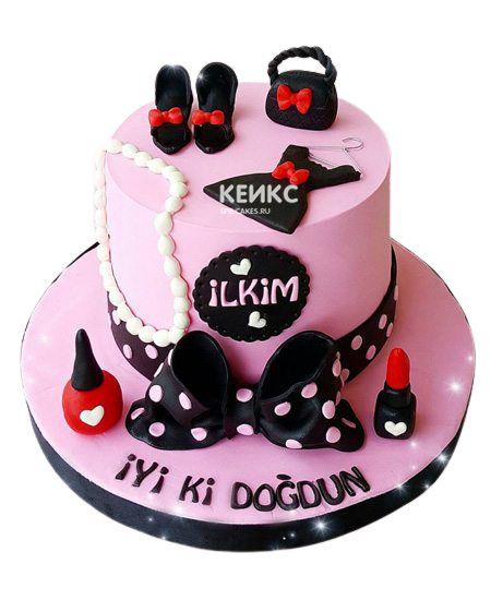 Торт на 13 лет девочке 11