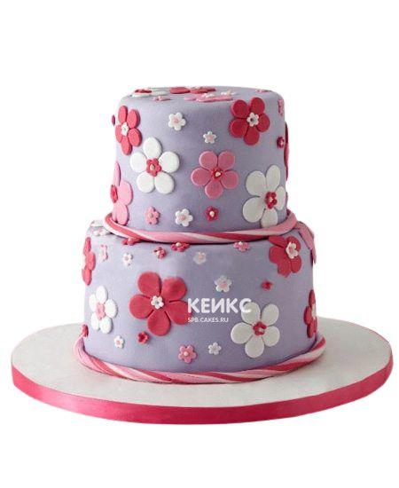 Торт на 13 лет девочке 2