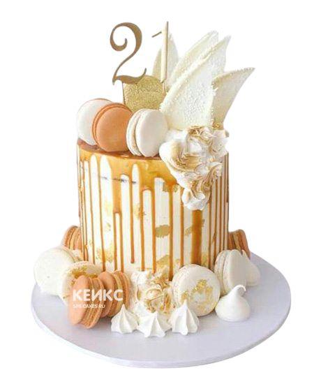 Торт на 13 лет девочке 5