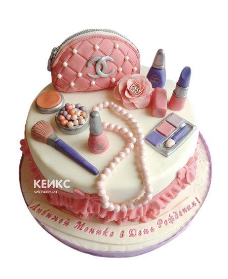 Торт на 13 лет девочке 9