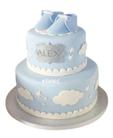 Торт на выписку для мальчика 1