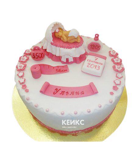 Торт с Метрикой 6