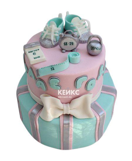 Торт с Метрикой 9