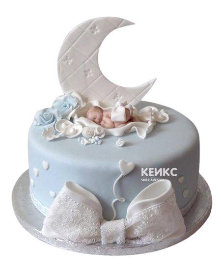 Торт с младенцем 1