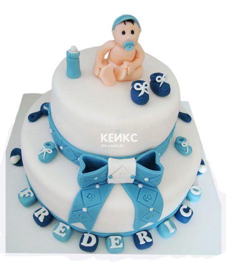 Торт с младенцем 10