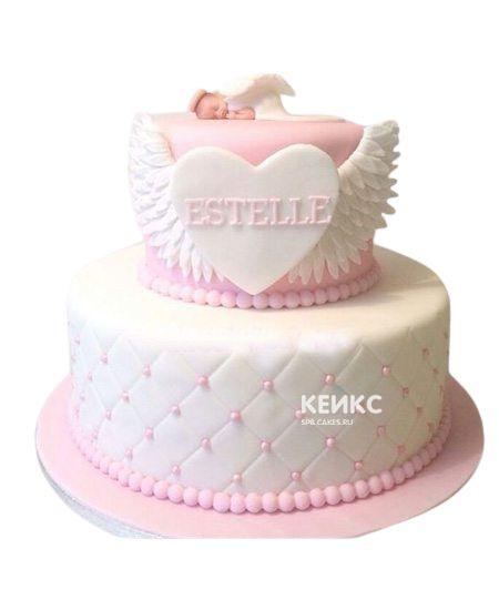 Торт с младенцем 5