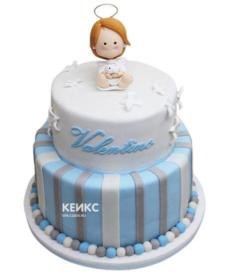Торт с младенцем 8