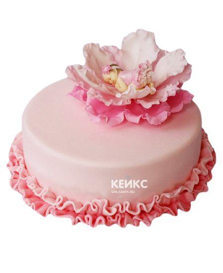 Торт с младенцем 9