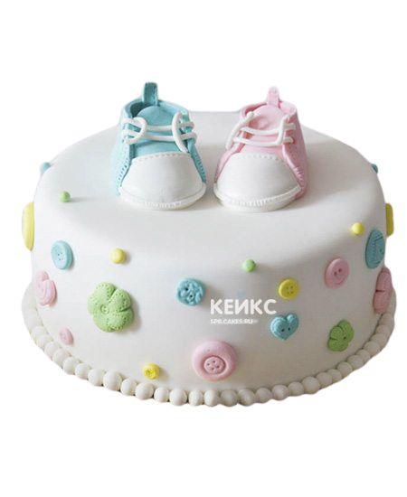 Торт Скоро станешь папой 3