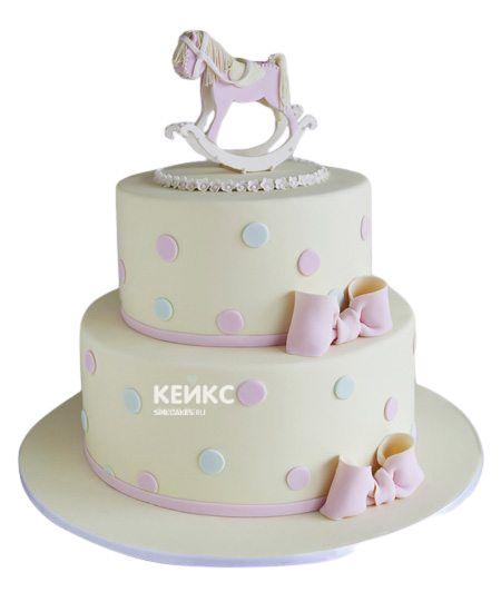 Эксклюзивный Детский торт для Девочки 10