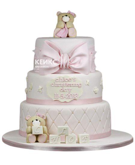 Эксклюзивный Детский торт для Девочки 11