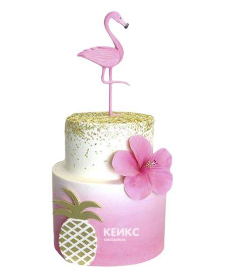Эксклюзивный Детский торт для Девочки 13
