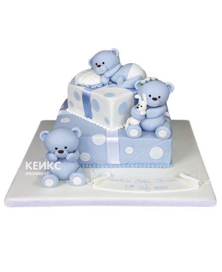 Эксклюзивный Детский торт для Мальчика 11