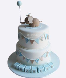 Эксклюзивный Детский торт для Мальчика 12