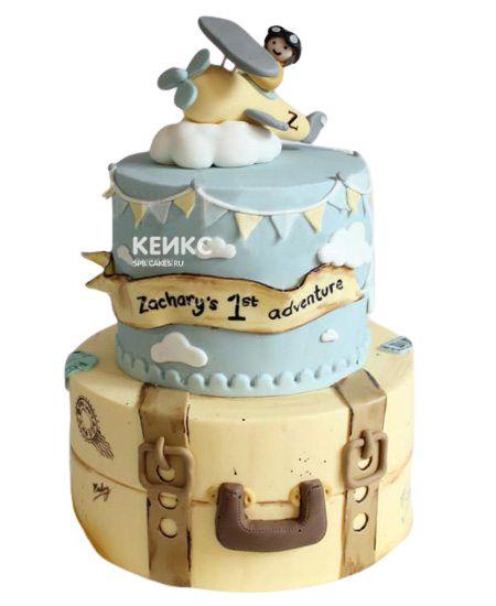 Эксклюзивный Детский торт для Мальчика 14