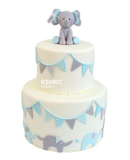 Эксклюзивный Детский торт для Мальчика 16