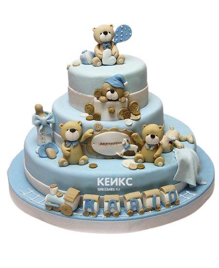 Эксклюзивный Детский торт для Мальчика 17
