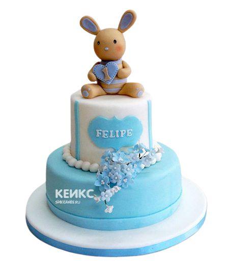 Эксклюзивный Детский торт для Мальчика 18