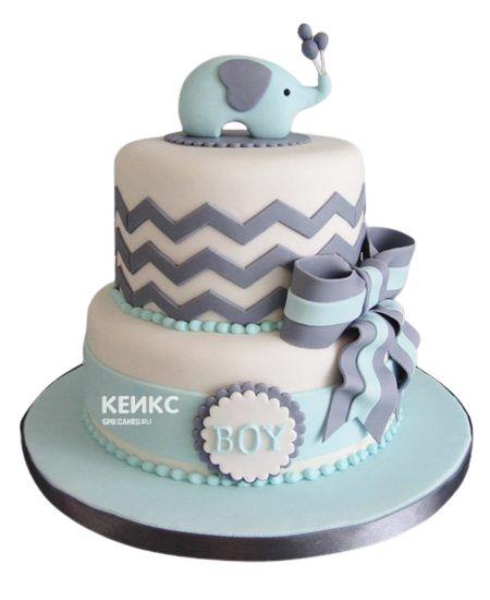 Эксклюзивный Детский торт для Мальчика 19