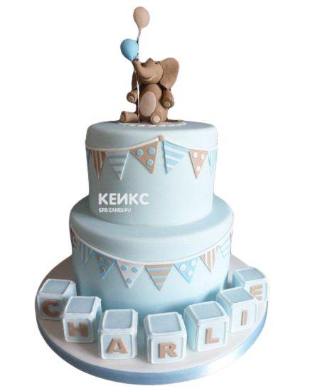 Эксклюзивный Детский торт для Мальчика 3