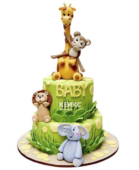 Эксклюзивный Детский торт для Мальчика 5