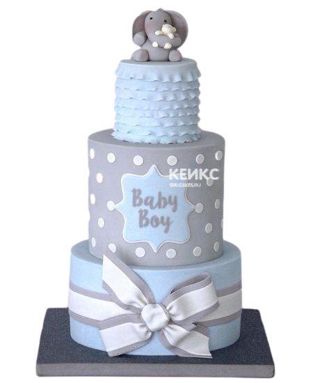 Эксклюзивный Детский торт для Мальчика