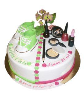 Торт для двух именинников 7