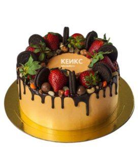 Торт Ягодный для мальчика