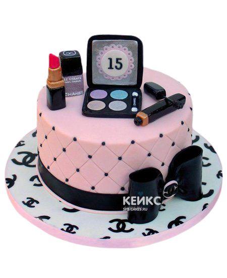 Торт Косметика 15