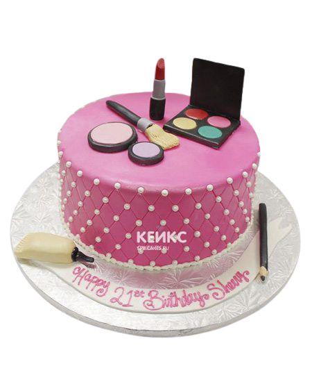 Торт Косметика 18
