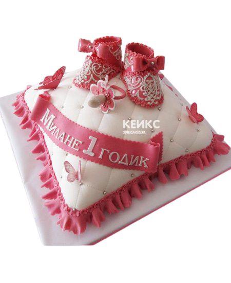 Торт Подушка 10