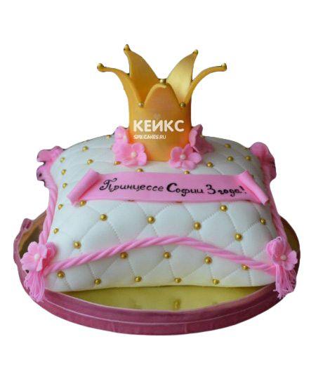 Торт Подушка 11