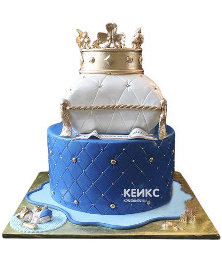 Торт Подушка 23
