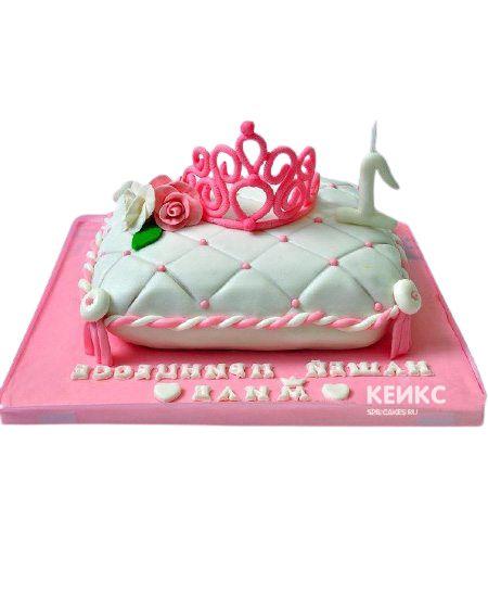 Торт Подушка 6