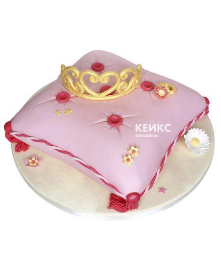 Торт Подушка 9