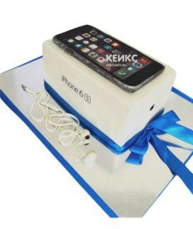 Торт айфон 6-1