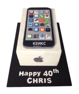 Торт айфон 7-1