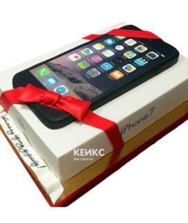 Торт айфон 7-2