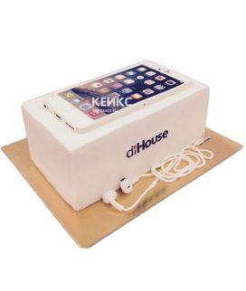 Торт айфон 7-3