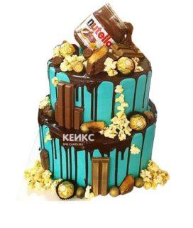 Торт большой 10