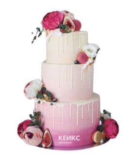 Торт большой 17