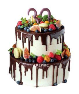 Торт большой 19
