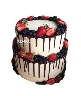 Торт большой 4