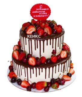 Торт большой 9