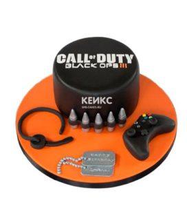 Торт Call of Duty call 9