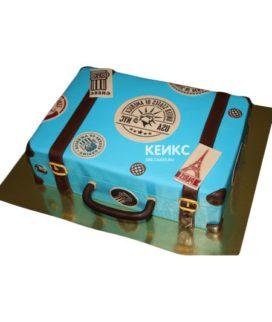 Торт чемодан с деньгами 4