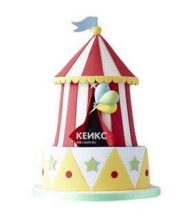 Торт цирк-1