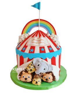 Торт цирк-2