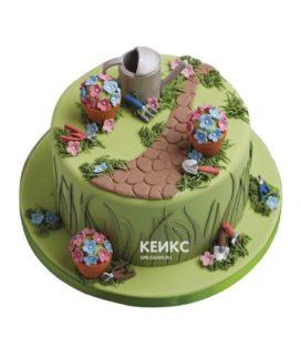 Торт дача-10